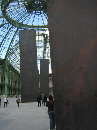Richard Serra, Grand Palais, Paris 2006 - 4