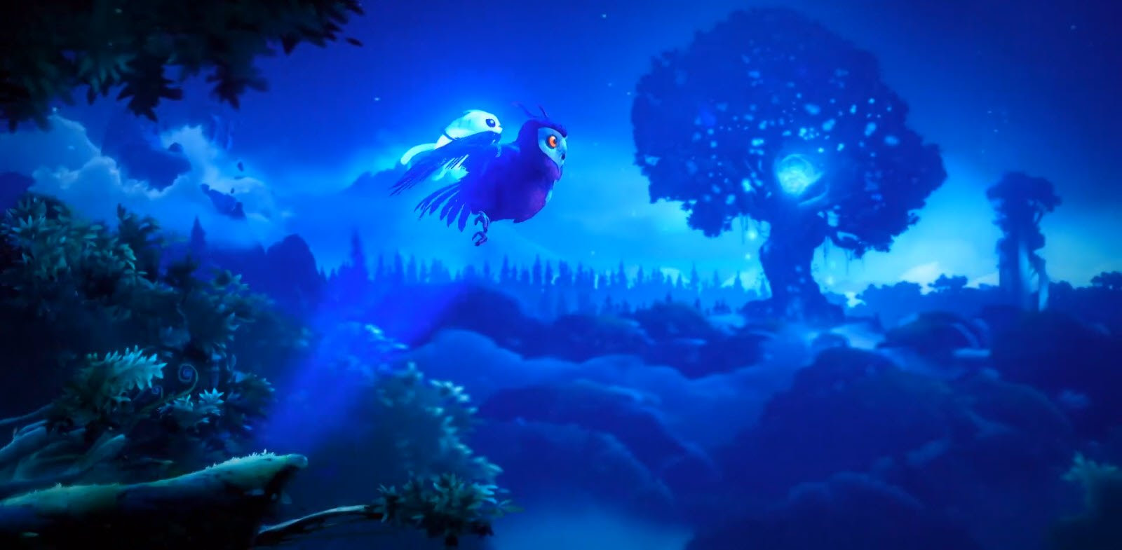 Ori and the Will of the Wisps sure looks breathtaking screenshot