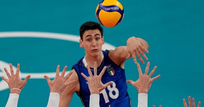 Alessandro Michieletto brilla alle Olimpiadi di Tokyo: umiltà e dedizione, chi è il nuovo frutto del vivaio d'oro del Trentino Volley - Il Fatto Quotidiano
