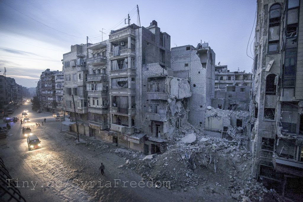 Dar Al-Shifa hospital had been bombed and shelled more than 20 times by Assad forces and had turned into a symbol of resistance. (iStock)