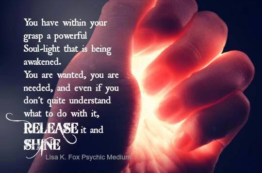 Let Your Light Shine Dr Crystal Howe
