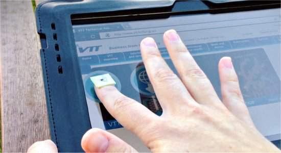 USB sem fios compartilha arquivos por proximidade