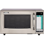 Sharp R-21LVF Medium-Duty Commercial Microwave Oven