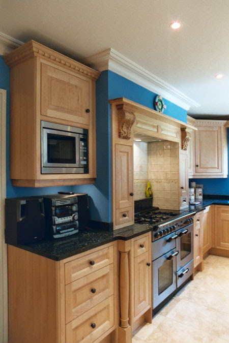 Bespoke Fitted Kitchens, Custom Kitchen Cabinets, Cabinet ...