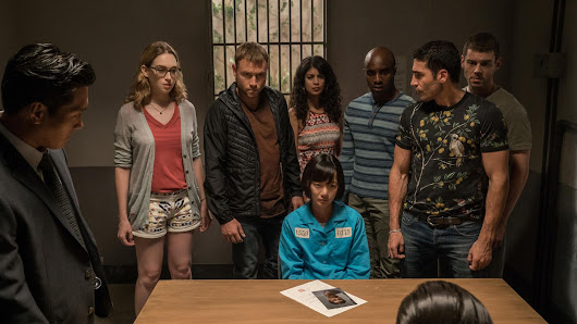 Sense8 will return from Netflix cancellation in 2018 with a surprise two-hour special