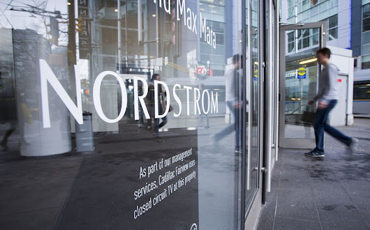 The Internet Ate Nordstrom's Profits