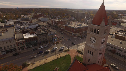 Major projects shape future economic growth for city of Xenia - Dayton Business Journal