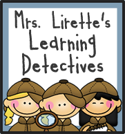 Mrs. Lirette's learning detectives