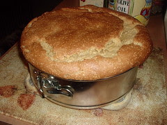 Now that's a poofy cake