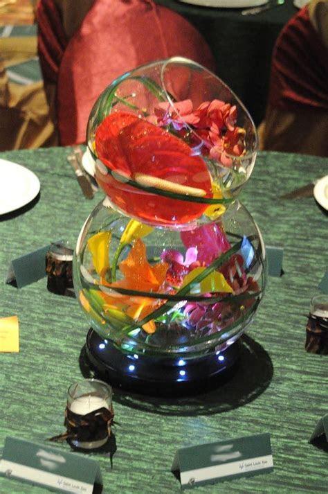 127 best Bubble Bowl Wedding Arrangements images on