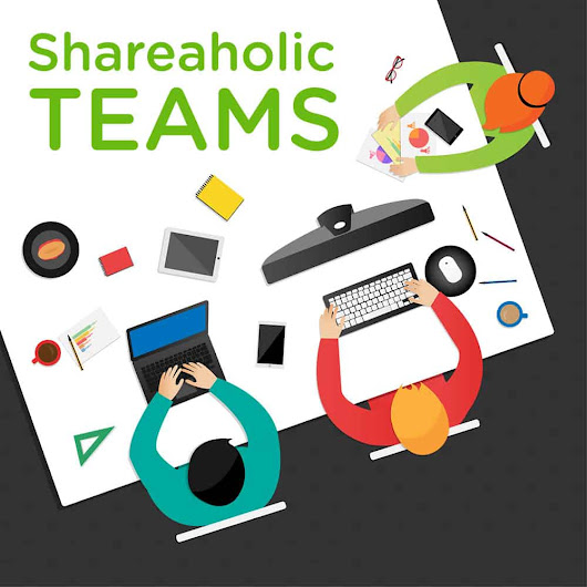 Shareaholic Teams – Work Together to Manage Your Website