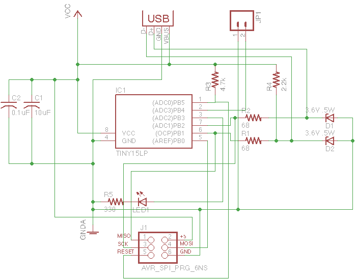 schematic diagram to breadboard image 3