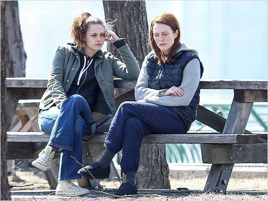 Para Sempre Alice : Foto Julianne Moore, Kristen Stewart