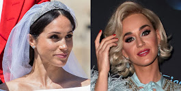 Katy Perry Had the Nerve to Say Meghan Markle's Wedding Dress Needed 'One More Fitting'