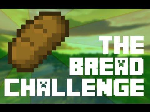 The MINECRAFT Bread Challenge | CHALLENGE 1 - YouTube