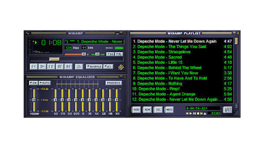 AOL to Close Winamp on December 20