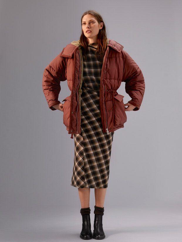 Catherine Mcneil Models Isabel Marant Etoile Fw17 Collection