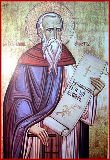 IMG ST. DANIELthe Hesychast of Romania