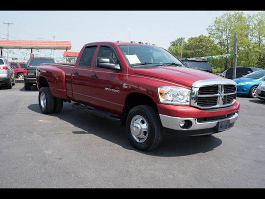 Used 2006 Dodge Ram 3500 SLT Quad Cab 4WD DRW for Sale in Mt. Sterling  KY 40353 Oldfield's Used Cars