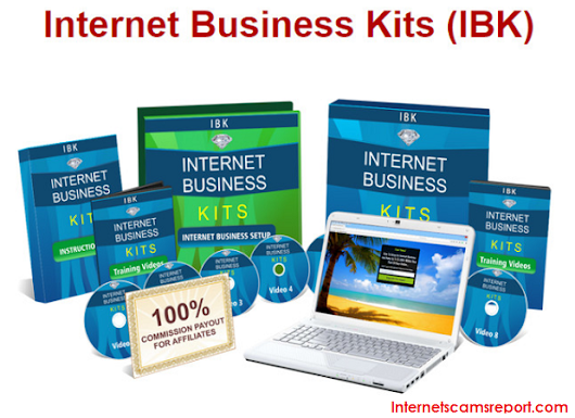 Is Internet Business Kits a scam? Forget the kits. - Internet Scams Report