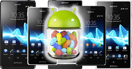 Android 4.1 Jelly Bean klar for Sony Xperia S - Esato Norge