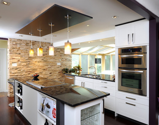 Stunning Kitchen Ceiling Designs