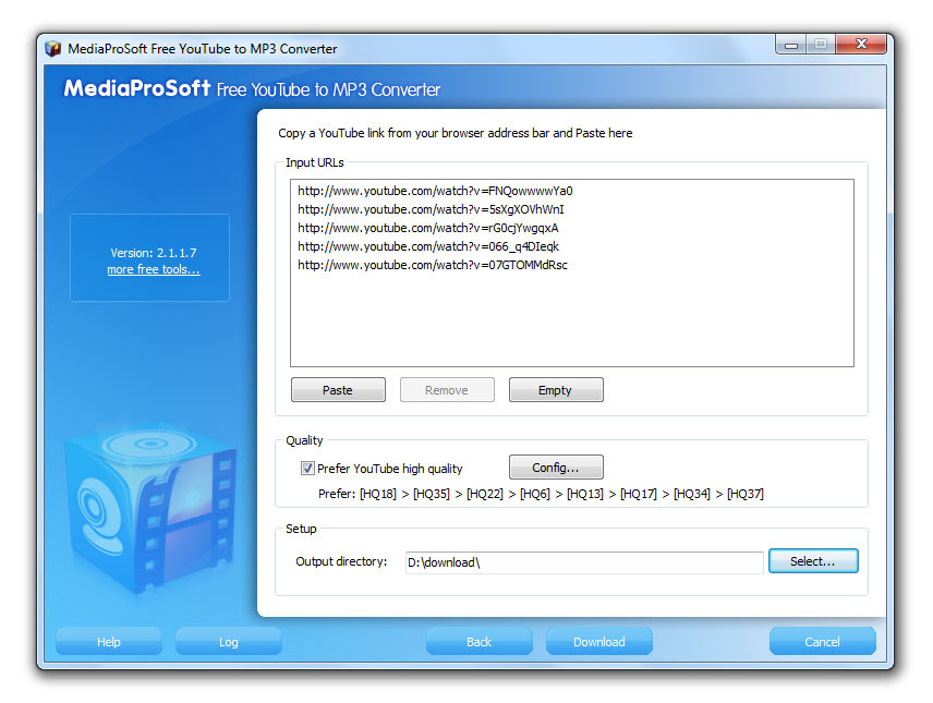 Youtube Video to MP 3 Converter Full Version Free Download ...