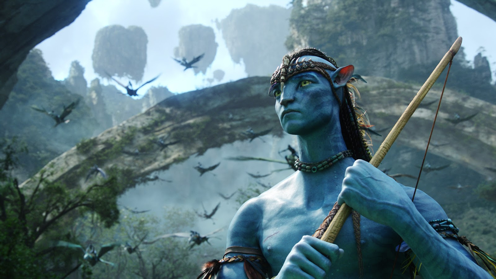 James Cameron's AVATAR Quintilogy Lands Four Official Release Dates Starting In 2020