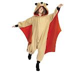 SupriseItsMe Medium Skippy The Flying Squirrel Child Costume