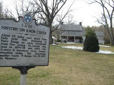Range Peter Stone House Johnson City Tn Us National