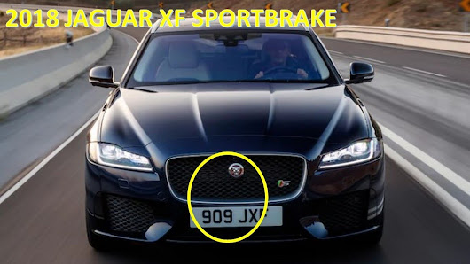 [EXTREME!!!] 2018 JAGUAR XF SPORTBRAKE FIRST DRIVE TOP GEAR REVIEW