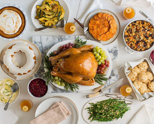 Countdown to Thanksgiving 2016 – Tips for a stress-free Holiday Dinner