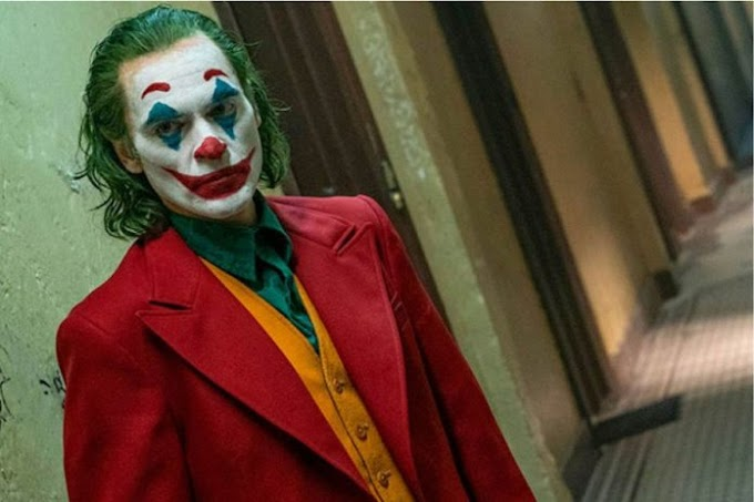 JOAQUÍN PHOENIX GANA MEJOR ACTOR EN GOLDEN GLOBES POR JOKER