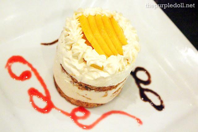 Mango Torte P165