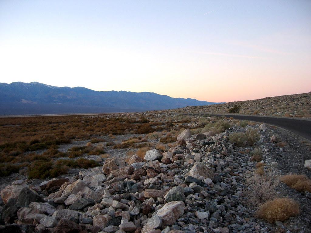 Death Valley, California 2008