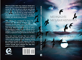 This Chicks Sunday Commentary: My new book cover! #MidnightMetamorphosis