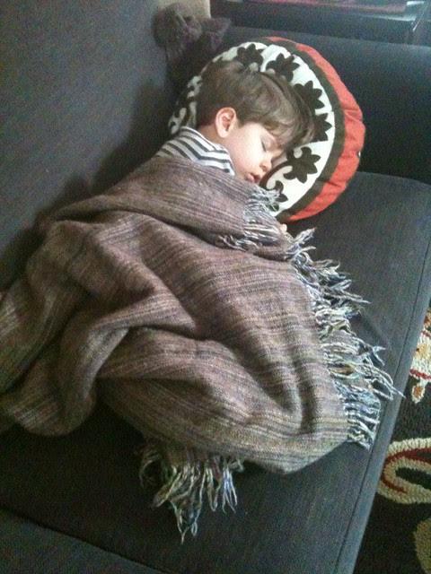 oliver nap