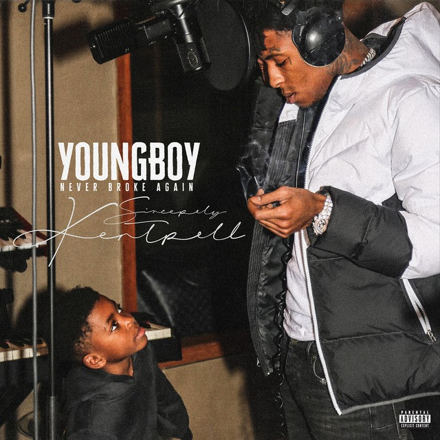 YoungBoy Never Broke Again - Sincerely, Kentrell (Clean Album) [MP3-320KBPS]