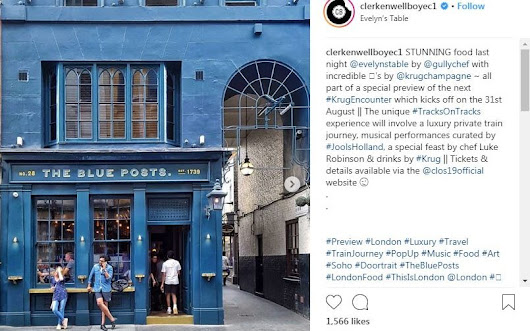 Instagram taking over from TripAdvisor for restaurant reviews as people trust pictures more than words