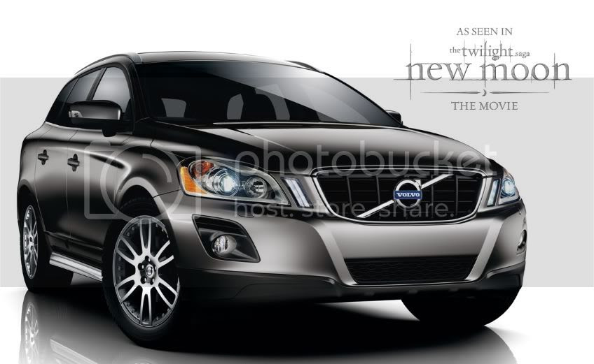 I Felt Hope: Volvo Cashing In Twilight Fame-what Took You