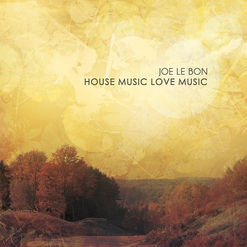 MG CD-6/LP-5, Joe Le Bon - House Music Love Music by Moods & Grooves Records