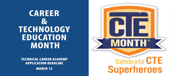 PGCPS Student and Educator Recognized as CTE Superheroes