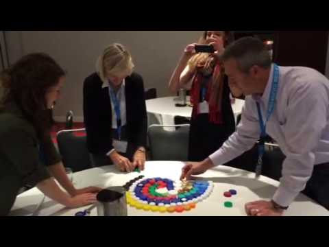 Bottle Cap Mosaic Workshop - Global Ed Forum