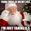 Holiday Email Delivery Woes