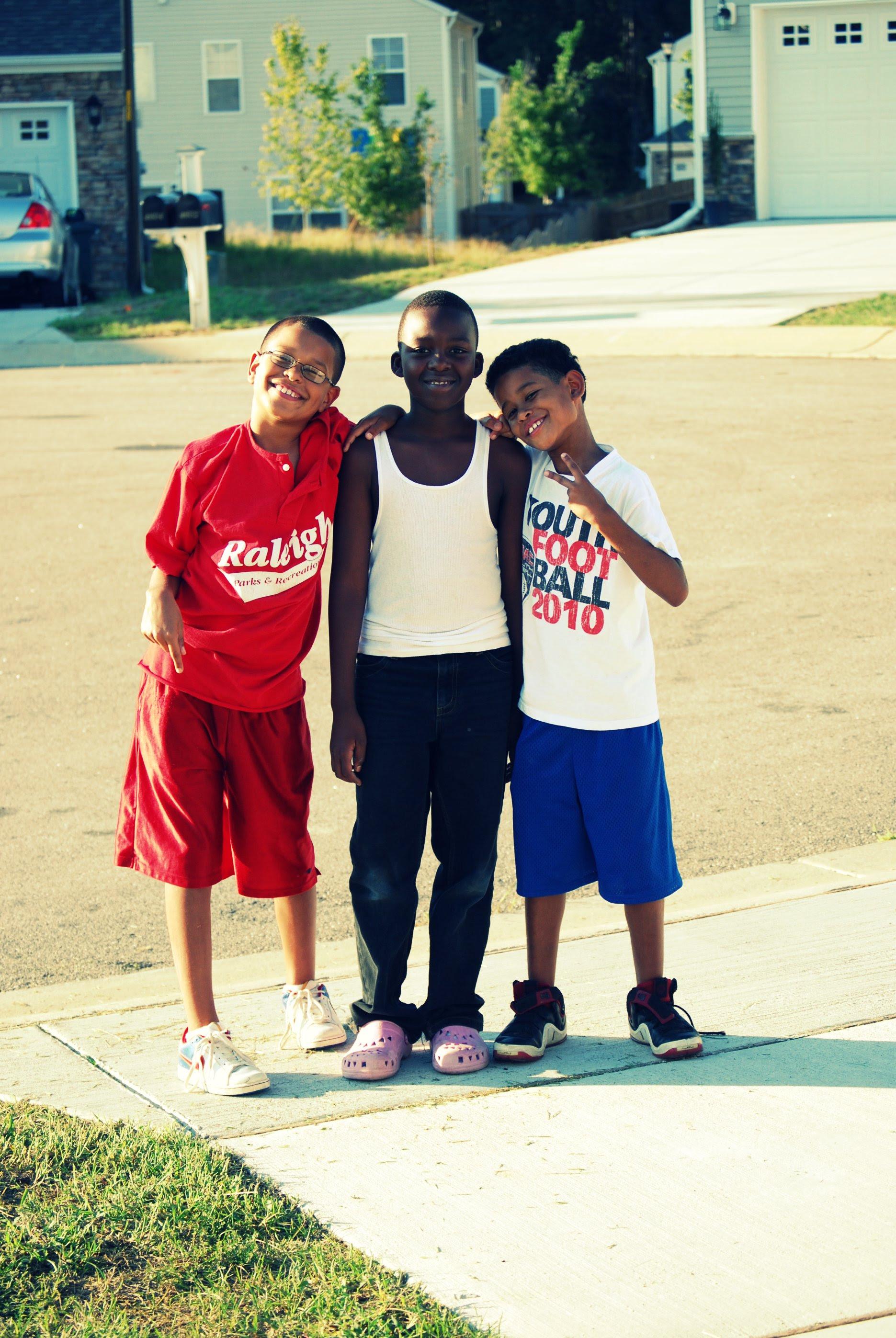 boys of the cul de sac