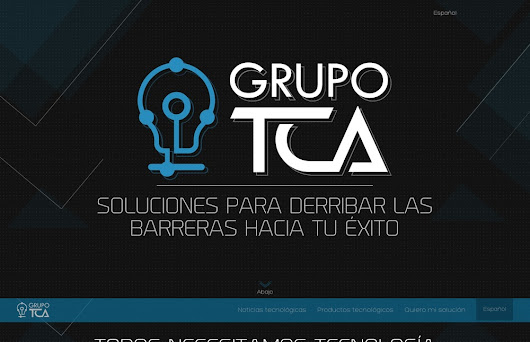 Grupo TCA Featured of the day by CSSFloat