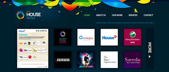 colorfulsites16 55 diseños web repletos de color
