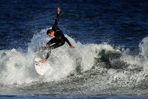 Surfing at Winkipop, Bells Beach, Torquay, Victoria, Australia IMG_8018_Torquay by Darren Stones Visual Communications