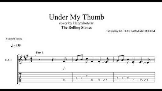 rocky road to dublin pdf tab guitar dminor