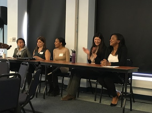 Female Techmakers Give Powerful Advice to Other Women at Techmakers U